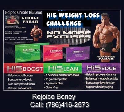 Miami Gardens Weight Loss Challenge Program - MOPASS