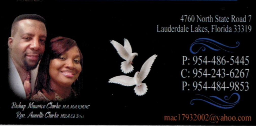 Central Light Grace Chapel  in Lauderdale lakes FL - MOPASS