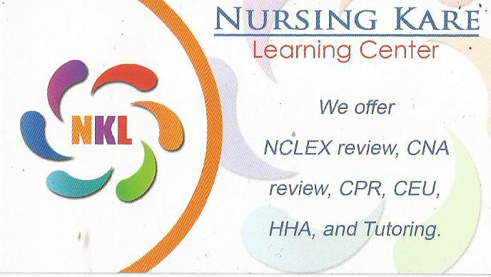 Nursing Kare Learning Center NCLEX Review  in Miramar Florida - MOPASS